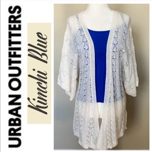 NEW Urban Outfitters - Kimchi Blue Long CARDIGAN